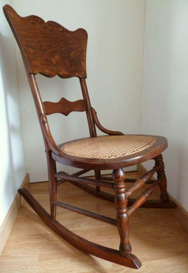 rocking chair enfant U.S.A